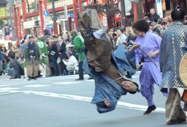 Festival d'Asakusa © Olivier Kauffmann